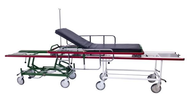 Yoğun Bakım Hasta Transfer Sedyesi